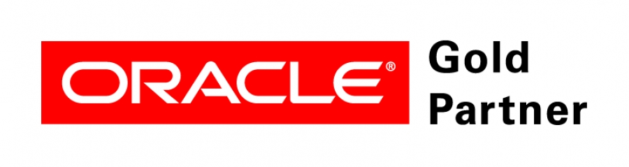 logo oracle Golden Partner